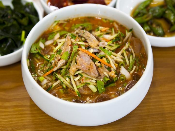 Food You Should Eat In Jeju Island