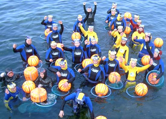 jeju island woman divers school