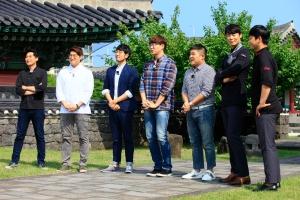 Opening at Kwangdeokcheong