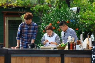 Learn from Jeju chef