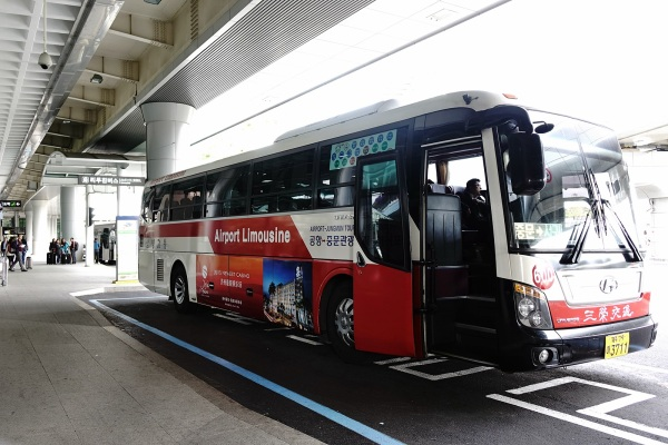 濟州島600機場巴士