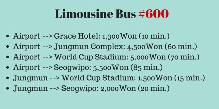 Limousine Bus #600