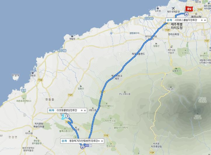 bus-from-intercity-terminal-to-geum-oreum-in-geumak-ri
