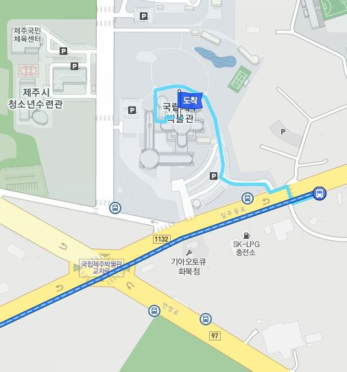 from-bus-stop-to-jeju-national-museum-screenshot