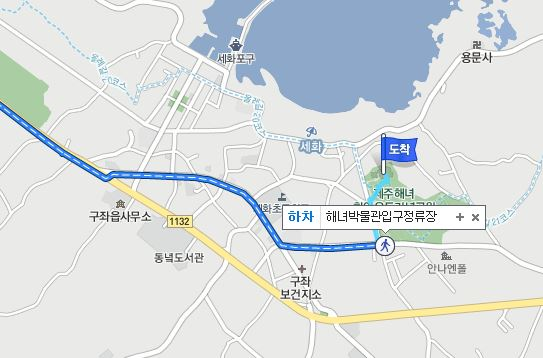 bus-701-from-jeju-to-haenyeo-museum